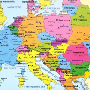 kaart-europa-set-3