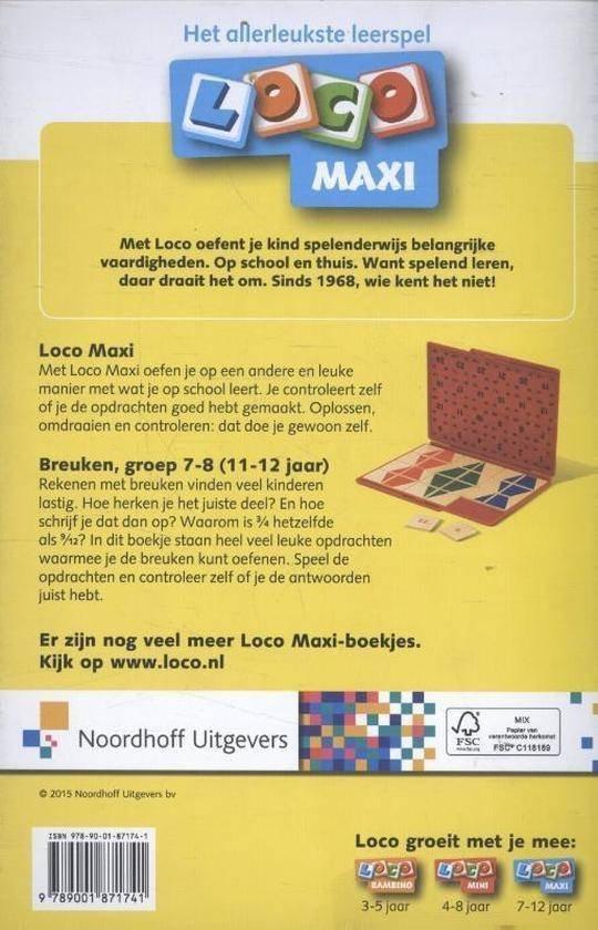 Maxi Loco Breuken Groep 7-8