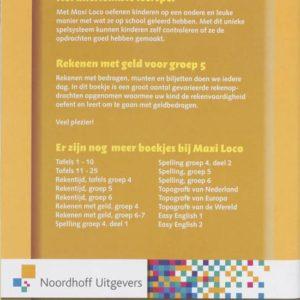 Maxi Loco Rekenen met Geld Groep 5