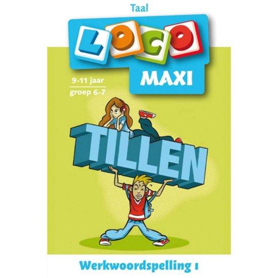 Maxi Loco Werkwoordspelling 1 Groep 6-7