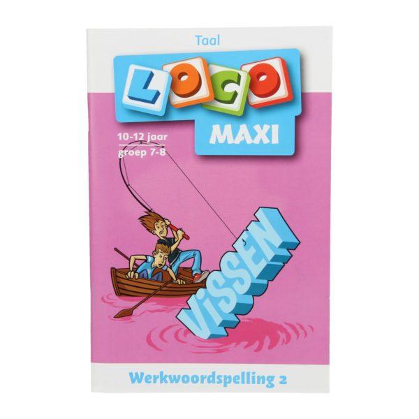 Maxi Loco Werkwoordspelling 2