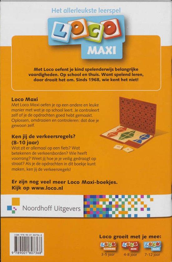Maxi Loco Verkeersregels