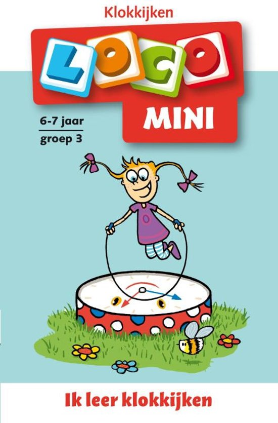 Mini Loco Ik leer klokkijken