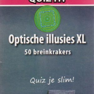 Quiz it Optische Illusies XL Breinkrakers