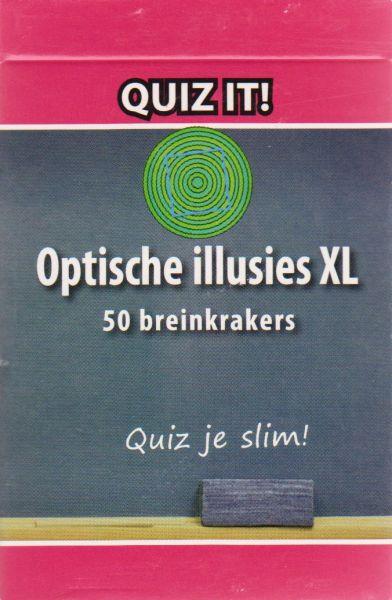 Quiz it Optische Illusies XL Breinkrakers