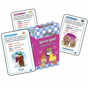 quiz it spel en speel spellingraadsels-varia