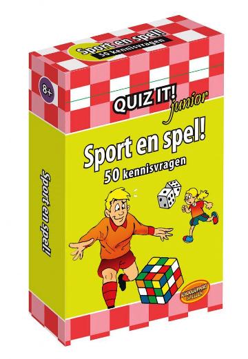 quiz it junior sport en spel