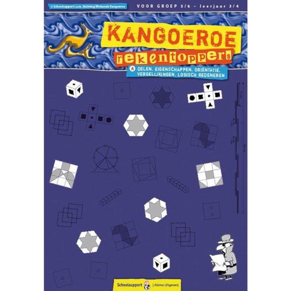 Kangoeroe Rekentoppers groep 5 en 6