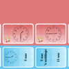 Klokkentoren Blijf bij de tijd! Analoge kloktrainer