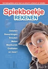 Spiekboekje Rekenen
