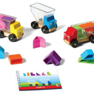 smart games trucky