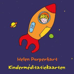 Kindermeditatiekaarten! Helen Purperhart