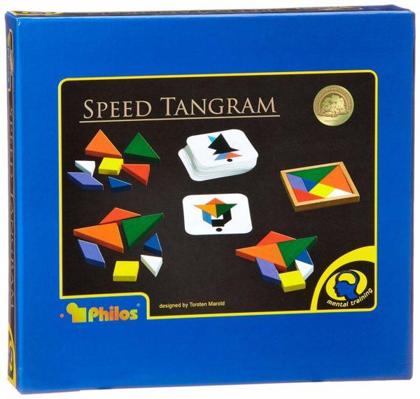 Speed Tangram