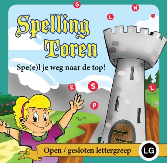 Blijfwijs Spellingtoren LG