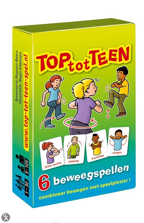 Top tot Teen Beweegspellen