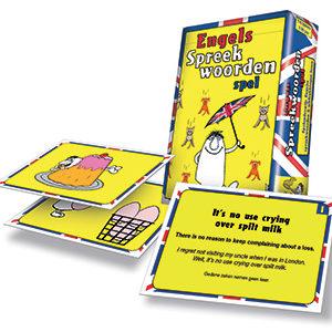 Het Engels Spreekwoordenspel