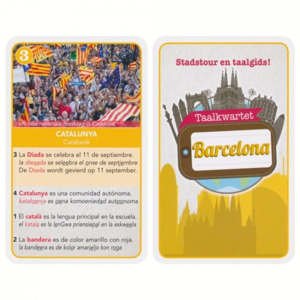 Taalkwartet Spaans Citytrip Barcelona