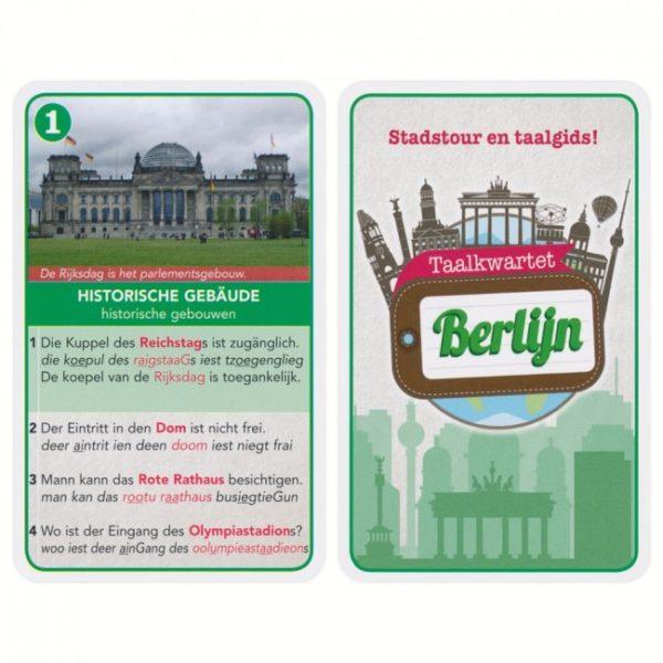 Taalkwartet Duits Citytrip Berlijn