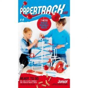 Papertrack Junior 600 Knikkerbaan van Papier