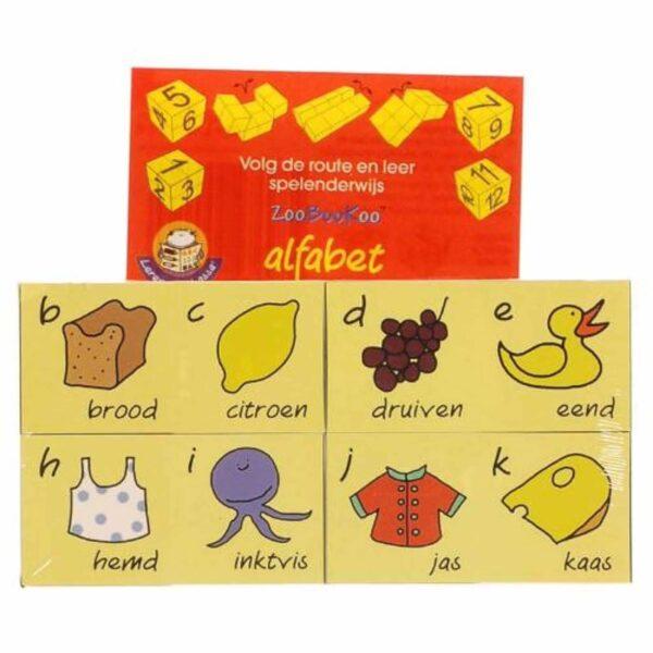 zoobookoo alfabet