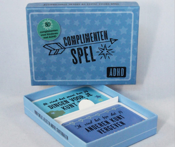 Het Complimentenspel ADHD
