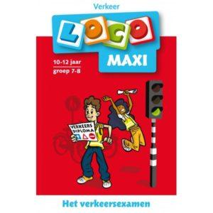 Maxi Loco Het Verkeersexamen
