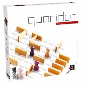 Mini Quoridor