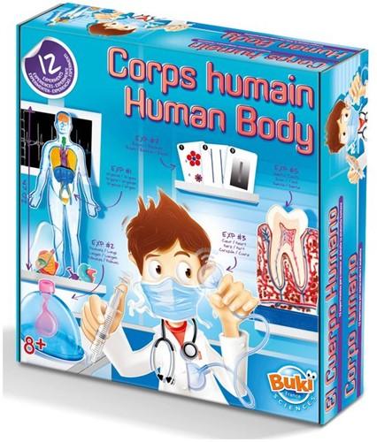Het Menselijk Lichaam Experimentendoos