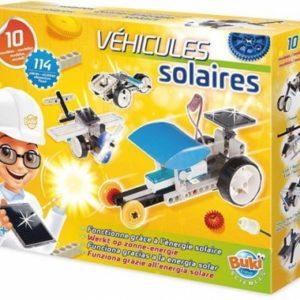 Voertuigen op zonne-energie