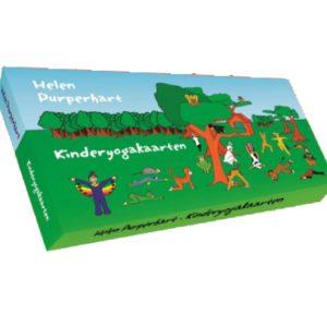 Kinderyogakaarten! Helen Purperhart