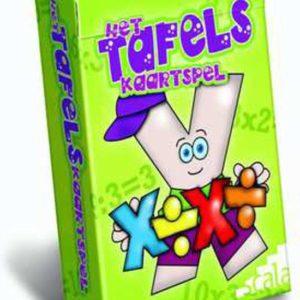 Het Tafelskaartspel