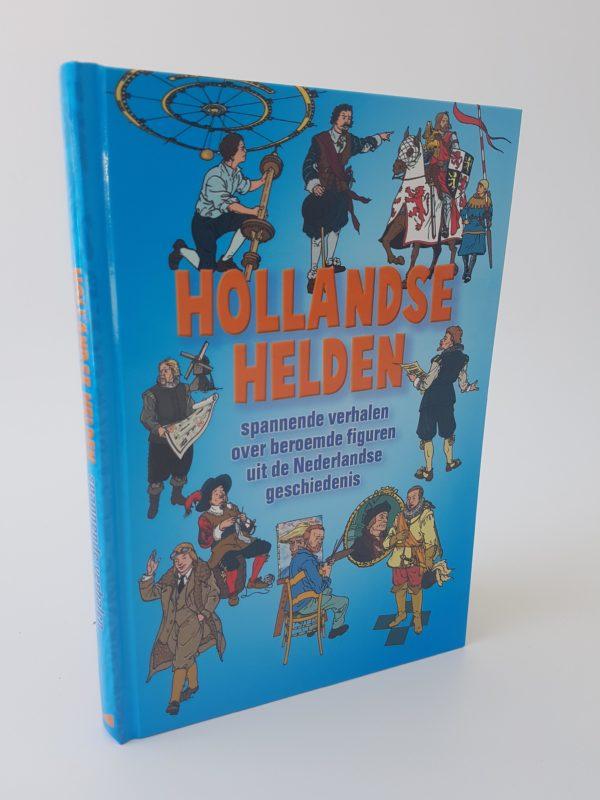 Hollandse Helden boek