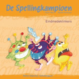 spellingkampioen eindmedeklinkers