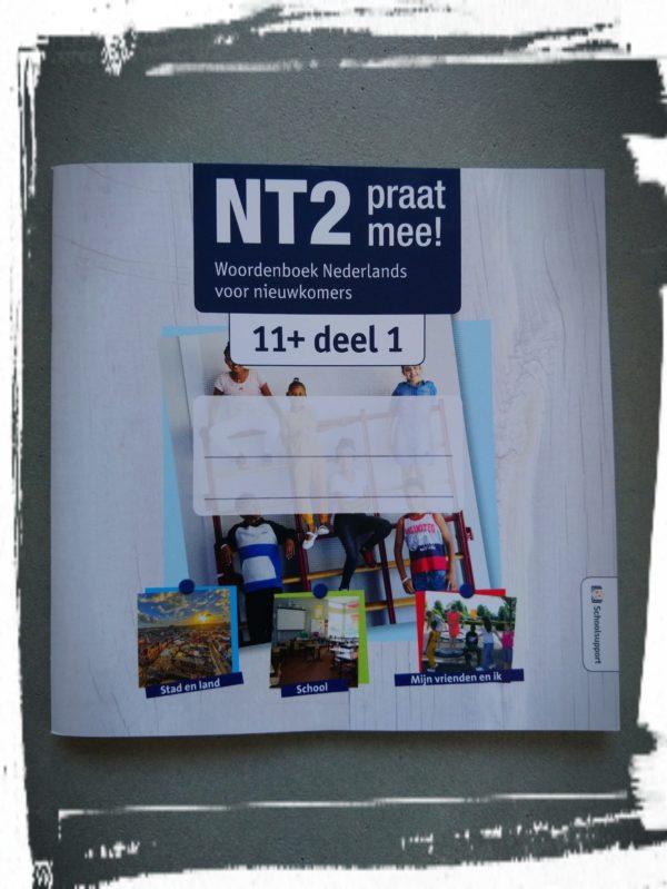 NT2 praat mee woordenboek 11 + deel 1