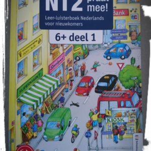 nt2 praat mee leer en luisterboek 6+ deel 1