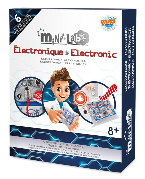 buki mini lab electronica