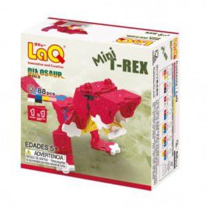 LaQ Mini T-Rex