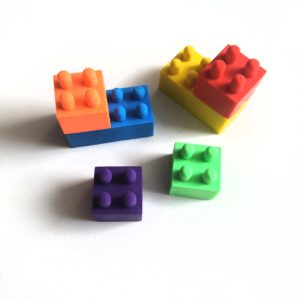 lego -gummen
