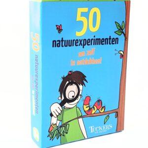 Vijftig natuurexperimenten