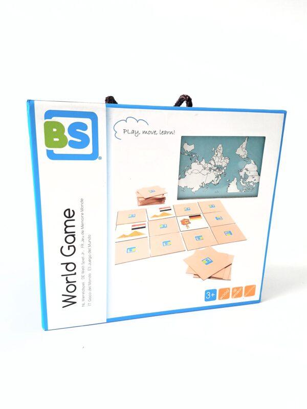 wereldspel worldgame