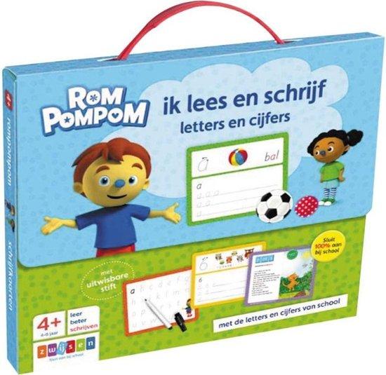blijfwijs-rompompom-ik lees en schrijf letters en cijfers