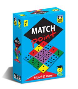 match point reken en scoor